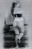 French Erotic Daguerreotype - Female Nude - Aurore