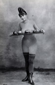 French Erotic Daguerreotype - Female Nude - Achetez des Pommes
