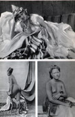 French Erotic Daguerreotype - Female Nude - The Algerian Girl - Young Girl Naked of Samoa