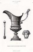 Silver Guldgul Aiguiere (Dresde)
