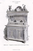 Antique Furniture - Sideboard - B. Ludwig (Vienna)