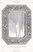 Spiegel aus Silber - Maison Boucheron (Paris)