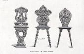 Chairs - A. S�der (Munich)