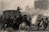 French Revolution - Deportation of Barr�re Billaud-Varennes and others (April 2nd 1795)