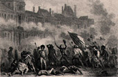 French Revolution - Insurgency (August 10th 1792) - Paris Commune - Storming of Tuileries