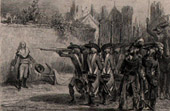 French Revolution - Death of Charette - War in the Vend�e - Military Vend�e - Cathelineau - Travot - Execution - Nantes