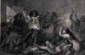 French Revolution - Massacres in Lyons Prisons (April 24th 1795) - Jacobins Raid  - White Terror - Joseph Boisset - Muscadins - Mathevons