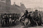 French Revolution - Arrest of 29 Girondist Deputies and Clavi�re and Lebrun Tondu Ministers (June 2nd 1793)