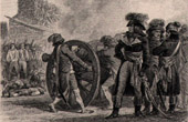 French Revolution - Fouch� - Repression of Lyons Insurgency (January 1794) - National Convention