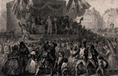 French Revolution - Fatherland in Danger (July 11th, 1792) - Foreign Invasions - Legislative Assembly - Mass Conscription