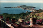 France - C�te d'Azur - French Riviera - Provence - View of Saint-Jean-Cap-Ferrat