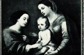 Vatican Museums - Pinacoteca Vaticana - The Mystical Marriage of Saint Catherine of Alexandria (Bartolomé Esteban Murillo)