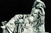Vatican Museums - Greek Sculpture - Mythology - Ariadne's Abandonment by Theseus