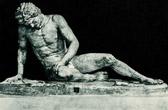 Stampa di Musei Vaticani - Scultura - Gladiatore - Il Galata Morente - Gallo Morente (Scuola di Pergamo)