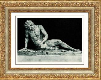 Musei Vaticani - Scultura - Gladiatore - Il Galata Morente - Gallo Morente (Scuola di Pergamo)