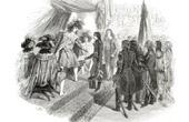 History of Napoleon Bonaparte - Napoleon Bonaparte presents the Treaty of Campo Formio to the French Directory (1797)