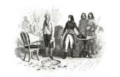 History of Napoleon Bonaparte - Meet of Bonaparte and the Count de Cobentzel  Austrian Plenipotentiary