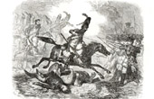 History of Napoleon Bonaparte - Dragoons - Trelliard - Nangis