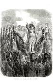 History of Napoleon Bonaparte - The Hundred Days - Champ de Mai on the Champ de Mars (1815)