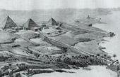 Ancient Egypt - Egyptology - Necropolis - Pyramids of Abusir - Sun Temple - Sahure - Neferirkare Kakai - Neferefre - Nyuserre Ini