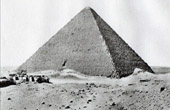Ancient Egypt - Egyptology - Necropolis - The Great Pyramid of Giza - Pyramid of Khufu - Pyramid of Cheops