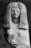 Ancient Egypt - Egyptology - The Egyptian Art - Sculpture - Tomb at Cheikh abd el-Kourna