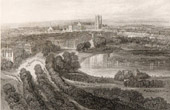 View of London - England - Westminster - St. James's Park - Duke of York's Column (United Kingdom )