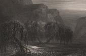Napoleon Bonaparte on the Island of St. Helena (1821)
