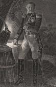Portrait of Laurent de Gouvion Saint Cyr - Marshal of the Empire (1764-1830)