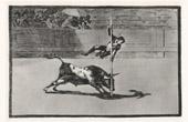 Bullfighting - Tauromachy - Corrida in Spain - Madrid - Torero - Bullfighter - Juanito Api�ani (Francisco de Goya y Lucientes)
