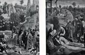 Ossos de S�o Jo�o Batista - A Descida de Cruzes (Geertgen Tot Sint-Jans ou Geertgen van Haarlem)