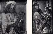 Ptolemy - Portrait of Federico III da Montefeltro (Joos Van Wassenhove - Justus van Gent)