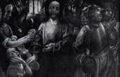 Portrait of Nicolas Forzore Spinelli - Portrait of Marie Moreel (Hans Memling)