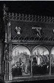 UrsulaSchrein - Heilige Ursula von K�ln (Jan van Mimmelynghe oder Johannes Memmelinc oder Memlinc)
