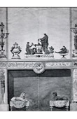 Hearth - Decoration - Epoque Louis XVI - Thomire - Collection du Musée des Arts Décoratifs - Paris