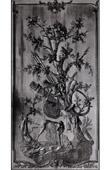 Decoration -  Carved and Golden Wood - La Chasse - Epoque Louis XIV - Collection du Duc de la Trémoille
