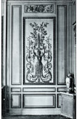 Decoration - Carved Wood - Hotel d'Hallwill - Paris (Claude Nicolas Ledoux Architecte)
