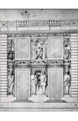 Decoration - Chateau de Marly - Projet de Charles Lebrun - Encre de Chine - XVIIIème Siècle - Musée du Louvre