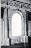 Mirror - Decoration - Mascaron - Columns - Corinthian Order - XVIIème Siècle - Grand Trianon - Château de Versailles