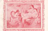 Female Nude - Erotica - Curiosa - Junon (Charles-Joseph Natoire - French School)