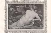 Female Nude - Erotica - Curiosa - Bacchus and a Bacchant (Annibale Carracci)