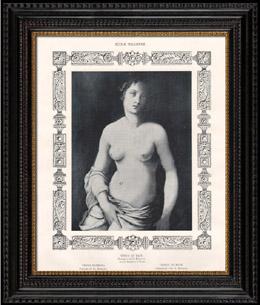 Desnudo Femenino - Erotica - Curiosa - Afrodita - Venus en el Ba�o (Giulio Romano)