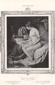 Nu F�mea - Erotica - Curiosa - Li��o de Bruxaria antes do Sabbat (Boulet de Monvel)