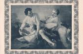 Female Nude - Erotica - Curiosa - Mercury Teaches Cupido in front of Venus (Correggio)