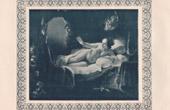Female Nude - Erotica - Curiosa - Danae (Rembrandt)