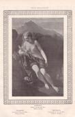 Female Nude - Erotica - Curiosa - Mary-Magdalene (Pieter Van der Welf)