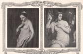 Female Nude - Erotica - Curiosa - Study on Woman (Jacob van Loo) - The Toilet of Venus (Paolo Veronese)
