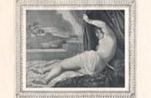 Female Nude - Erotica - Curiosa - Danae Receiving the Shower of Gold (Paolo Veronese)