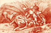 Romanticism - Le Rendez-Vous Galant - Pastoral Scene (Fran�ois Boucher)
