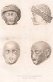 Statue - Chaldean Heads (Chaldea - Chaldaea)
